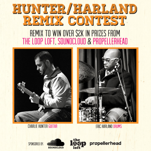 Hunter/Harland Remix Contest - Win Over $2k in Prizes!