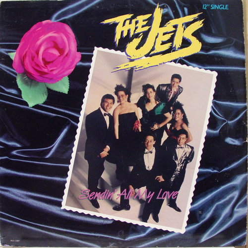 The Jets - Sending All My Love - Drumapella - 1988