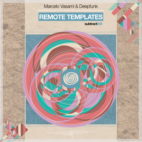 Marcelo Vasami & Deepfunk - Remote Templates (Marcelo Vasami Mix) [subtract music]