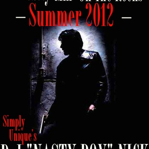 """Summer 2012-The Nasty Mix """"on the rocks"""""""