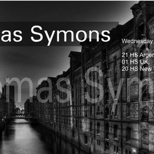 Thomas Symons @ GOD Radio Show - 18.07.2012
