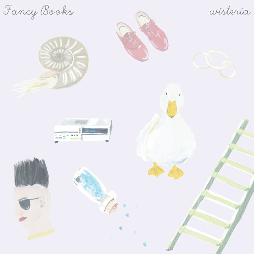 Fancy Books - Wisteria EP