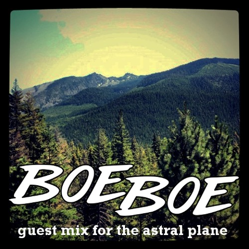 Boeboe Mix for the Astral Plane