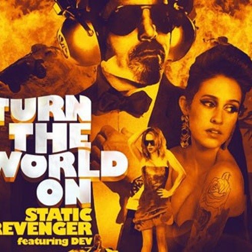 Static Revenger - Turn The World On feat DEV (Angger Dimas Remix) Premaster