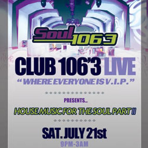 Mike Dunn Club 106'3 7-13-12 (MixX Two)