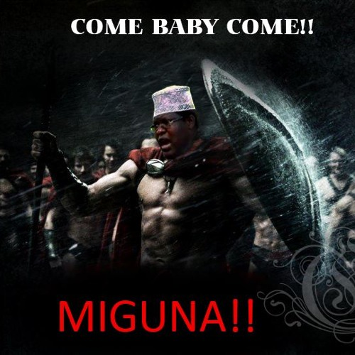 Come Baby Come - S.N.L Vs. Miguna Miguna!(Prod. by Luther StunnrBeats)