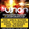 Download Official FUSION Mix CD - Every Thursday @ Storm (Mixed by @DJScyther) Mp3