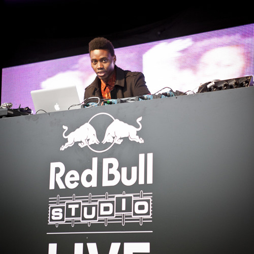 Red Bull Studios Live Presents: Olugbenga