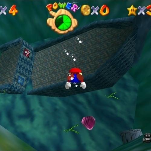 Mario 64 Water Theme