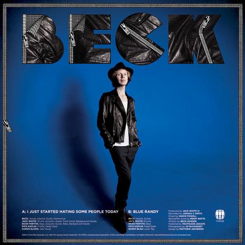 Beck - Blue Randy