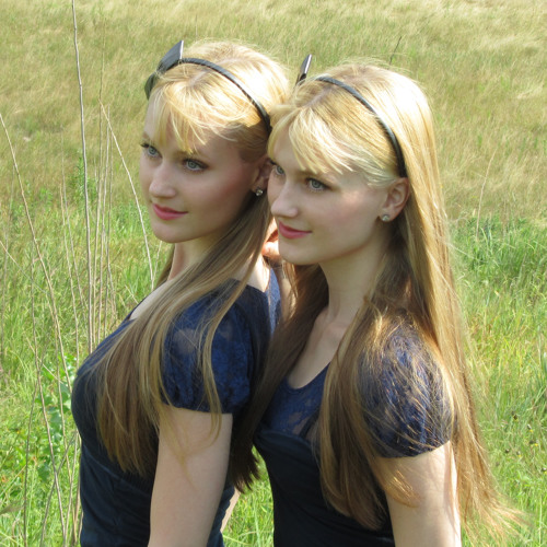 Greensleeves Harp Duet - Camille and Kennerly