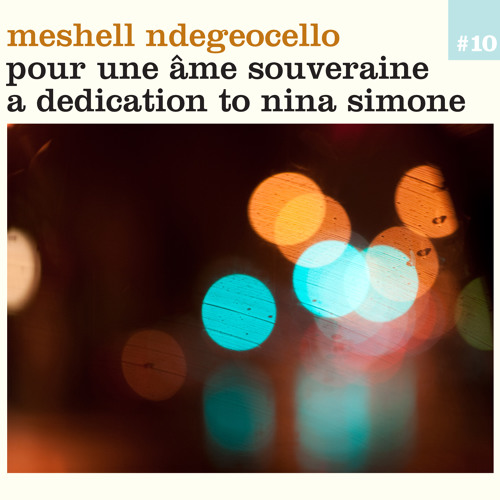 Meshell Ndegeocello - Be My Husband feat. Valerie June