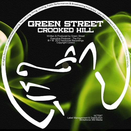 Green Street - Crooked Hill - Nocturnal Recordings