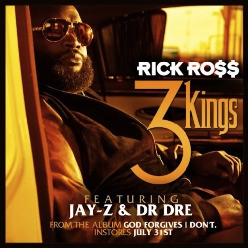 "Rick Ross - ""3 Kings"" (Ft. Dr. Dre & Jay Z)"
