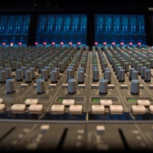Listening session  at Boss studio