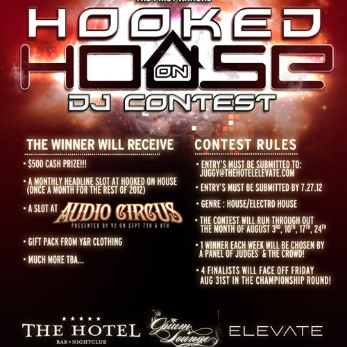 Hooked on House Mixtape Submission