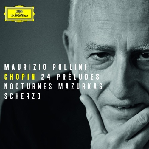 Pollini plays Chopin's Prélude op. 28, No. 3 in G major. Vivace