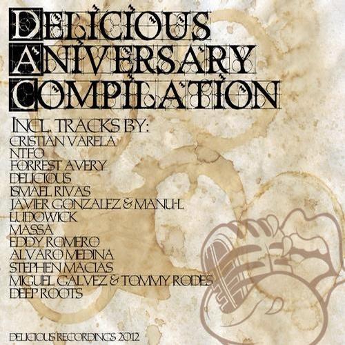 Stephen Macias - Bluze (Snippet) DL032 // Delicious Recordings 2012-07-18
