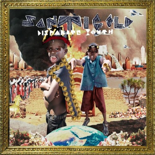 "Step-Art : Disparate Youth ""Santigold"" (Remix)"