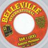 "Dan i Locks meets Barbés.D  ""Babylon Meltdown"" 7inch / Belleville International"