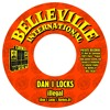 "Dan I Locks Meets Barbés.D  ""Illegal"" 7inch / Belleville International"