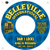 "Dan I Locks Meets Barbés.D  ""Army in helicopterl"" 7inch / Belleville International"