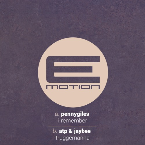 ATP & Jaybee - Truggernanna - EMOTION009 - OUT NOW!
