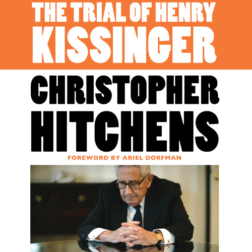 THE TRIAL OF HENRY KISSINGER by Christopher Hitchens, read by Simon Prebble - Audiobook Excerpt