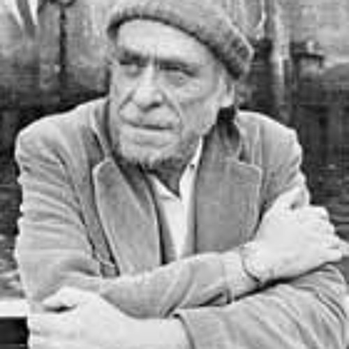 'Fingernails; Nostrils; Shoelaces,' a poem by Charles Bukowski, read by RM.