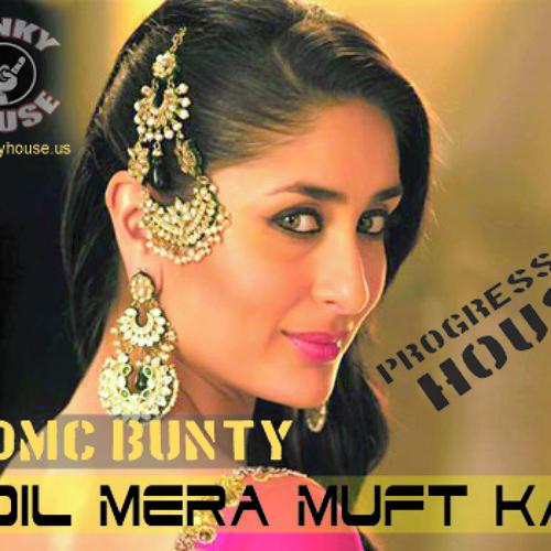 DMC BUNTY - Dil Mera Muft Ka (Progressive House 2012)