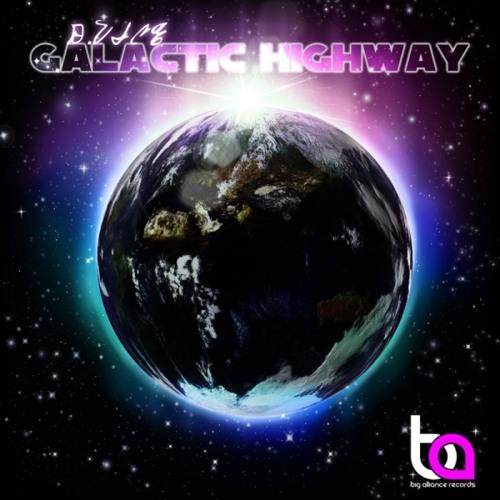BA129 - D.Vice - Galactic Highway EP Inc/ D.Vice feat. MC Teelex - Black Hole