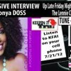 The Lennie Chism Show, TLCS, Tru Magazine Exclusinve: Conya Doss