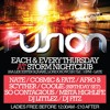 Download FUSION ♪ Afrobeats Mix ♪ Every Thursday @ Storm (Mixed by @DJ_Fitz1) Mp3