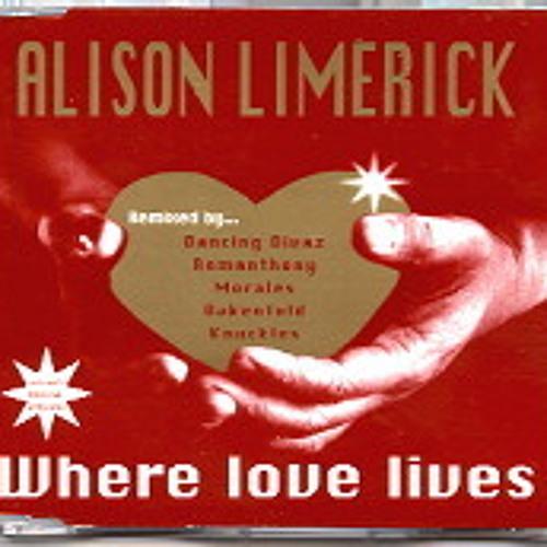 Alison limerick - where love lives (Handi Remix)