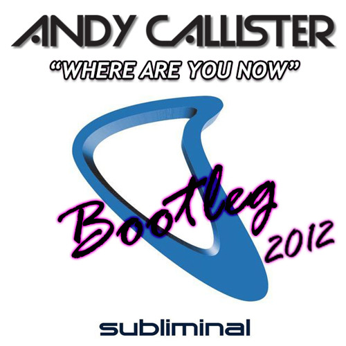 Erick Morillo Vs Dj DLG - Where Are You Now (Andy Callister Mix) Support from Thomas Gold