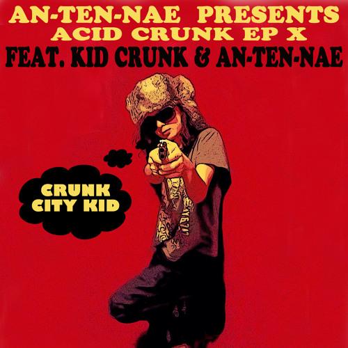KID CRUNK - CRUNK CITY KID