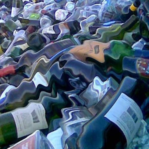 Every bottle was empty...