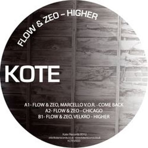 Flow & Zeo - Chicago (Original Mix) Sample