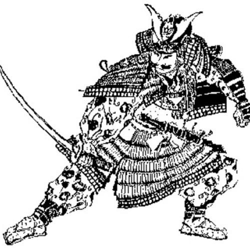 Space Samurai by Invictus
