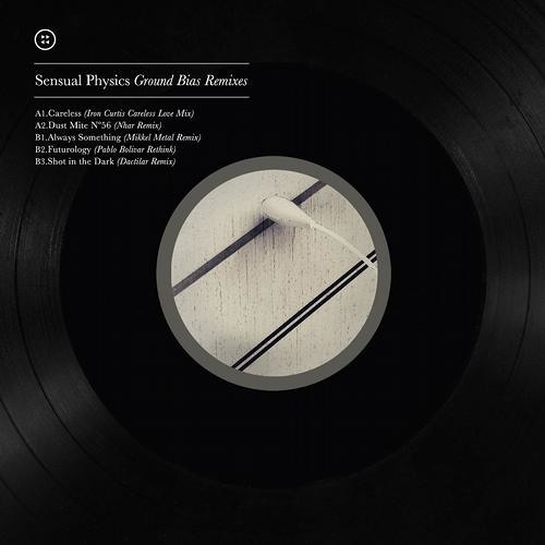 Sensual Physics - Dust Mite N°56 - Nhar Remix - AvantRoots 032