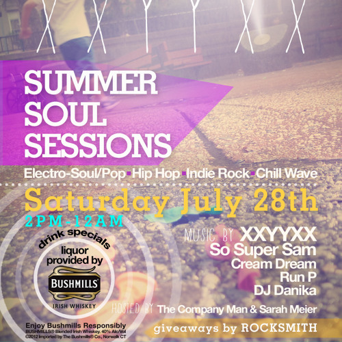 Summer Soul Sessions Vol. 2 - Mixed by Run ꟼ˙