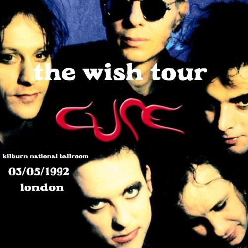 The Cure - A Forest - Kilburn National Ballroom (London, UK), 1992