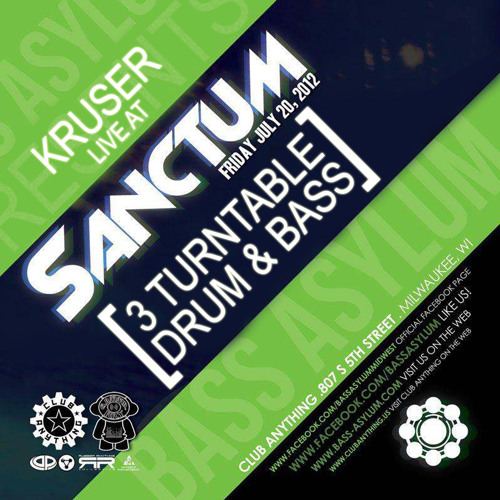 Kruser - Live @ Sanctum