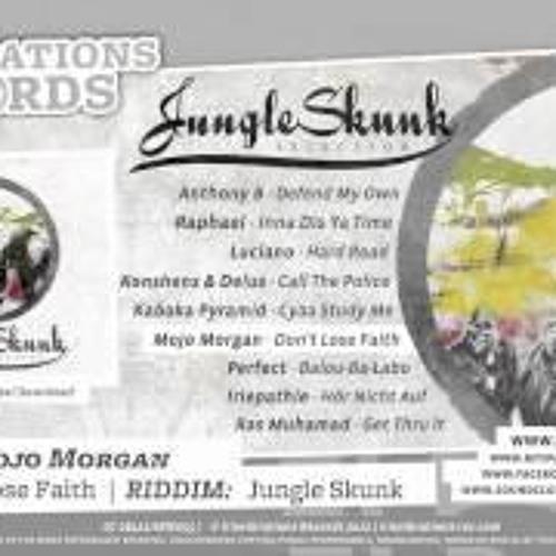 Kabaka Pyramid - Cyaa Study Me (Jungle Skunk Riddim)
