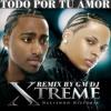 Todo Por Tu Amor-Xtreme-Remix by GM DJ Portada del disco