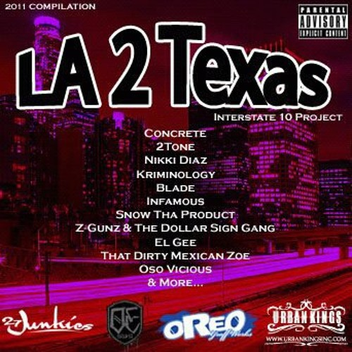 """BEAT IT UP"" DA INFAMOUS MESKIN & ELGEE (LA2TX INTERSTATE PROJECT)"