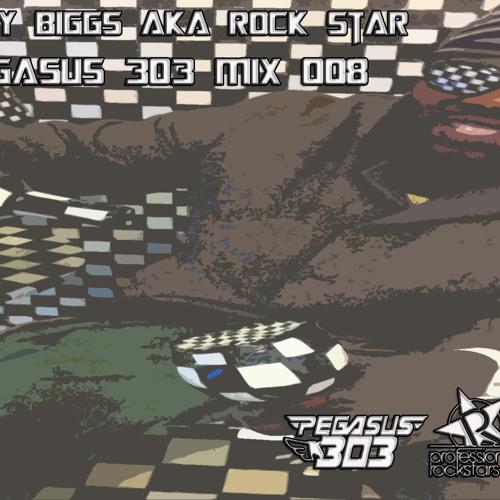 Pegasus 303 Mix 008 with Corey Biggs