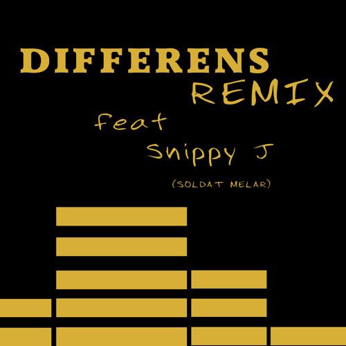 Denis Larose - Differens(Remix) feat Snippy J(Soldat Melar)