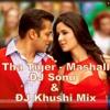 Ek Tha Tiger - Mashallah  - ÐJ Sonu & DJ Khushi Mix