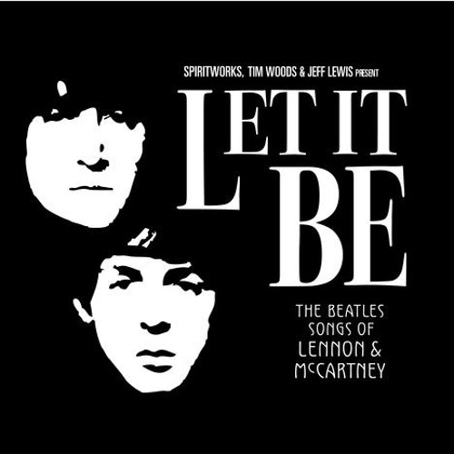 Let it Be The Beatles--- Acoustic Cover
